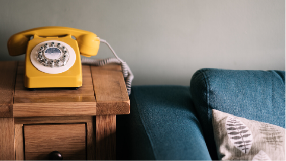 The Benefits of Daily Phone Calls to Seniors