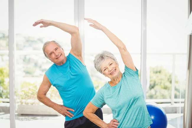 CDC Exercise Guidelines for Older Adults